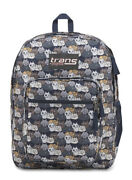 Andlsquocatty Crowdandrsquo Trans By Jansport 15andrdquo Laptop Sleeve Backpack New W/tags Ships Fast