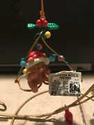 Trim A Home/not Enesco Christmas Ornamentspectacles North Pole News New In Box