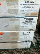 Telex Btr-80n 2 Channel Uhf Base Station F3r5 A5 D4r Bands Available