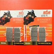 Rg 200 Gamma 91 On Front Brake Sinter Pads Oe Quality 631hs