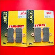 Victory 1731 High-ball 12 On Sbs Front Brake Pads Sinter Oe Quality 782hs