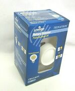 10 Pack Leviton Decora Rotary Dimmer Wall Switch White Push On Off New 6683
