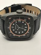 Sample Diesel Watch And Band No Movement Doesn't Work Use For Parts Ms232