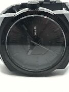 Sample Diesel Watch And Band No Movement Doesn't Work Use For Parts Ms271
