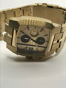 Sample Diesel Watch And Band No Movement Doesn't Work Use For Parts Dz1090 Ms272