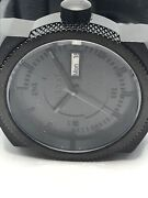 Sample Diesel Watch And Band No Movement Doesn't Work Use For Parts Ms286