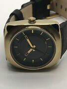 Sample Diesel Watch And Band No Movement Doesn't Work Use For Parts Ms288