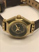 Sample Diesel Watch And Band No Movement Doesn't Work Use For Parts Ms290