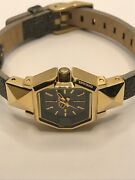 Sample Diesel Watch And Band No Movement Doesn't Work Use For Parts Ms303