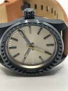 Sample Diesel Watch And Band No Movement Doesn't Work Use For Parts Ms331