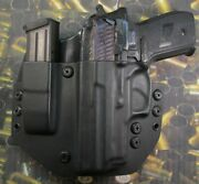 Hunt Ready Holsterslh Sig P229/229 Legion Owb Holster With Extra Mag Carrier