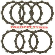 Ducati Supersport Fe 900 1998 Sbs Carbon Clutch Friction Plates Set Of 7 60353