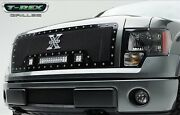 T-rex Grille Grills 6315681 Torch Series Led Light Grille Grill Fits 09-12 F-150