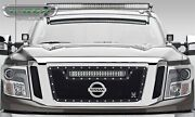 T-rex Grille Grills 6317851 Torch Series Led Light Grille Grill Fits 16 Titan Xd