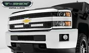 T-rex Grille Grills 6311221-br Black Torch Series Led Light Grille Grill