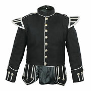 Doublet Jacket Piper Or Drummers Bespoke Ft924