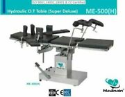 Table Hydraulic Operation Surgical Table Examination Operating Roomtable Me 500