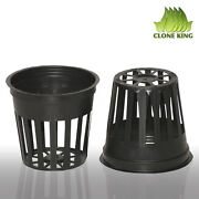 500 2 Inch Net Cup Pots Hydroponic System Grow Kit