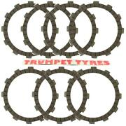 Ducati Monster S4 Foggy 916 2002 Sbs Carbon Clutch Friction Plates Set 7 60353