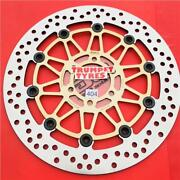 Ural 750 Retro Side With Sidecar 11 - 17 Ng Front Brake Disc Quality Upgrade 404