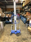 Joerns Hoyer Stature Patient Lift With Invacare Control Box