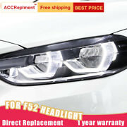 For Bmw 1 Series F52 Headlights Assembly Bi-xenon Lens Projector Led Drl 16-20