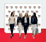 Step And Repeat Fabric Wall Box Display 10and039 X 8and039 Tradeshow Advertising Display