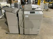 Canon Imagerunner C7260 Irc7260 Color Copier Off Lease Missing Hard Drive
