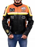 Hdmm And The Marlboro Man Motorcycle Jacket With Free Shipping