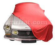 Peugeot 404 Red Indoor Fabric Car Cover 1960-75 New