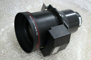 Barco Tld Hb Short Throw 1.6-2.0 Projector Zoom Lens For Flm Hdx Hdf Rlm And Slm