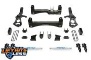 Fabtech K1150 6and039and039 Basic System W/ Rear Performance Shocks For 2019 Gm 1500 2wd