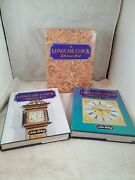 The Longcase Clock Reference Book Volumes 1 And 2 Slipcase John Robey Very Nice