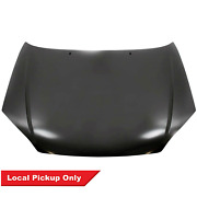 New Primed Steel Hood For 2005-2007 Ford Focus Fo1230246 4s4z16612ab