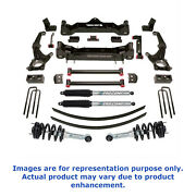 Pro Comp 6 Lift Kit W/ Front Strut Spacers And Pro Runner Shocks For 05-11 Tacoma