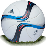 Adidas Ligue 1 2015/16 Is Official Ball Of Ligue 1 2015/2016