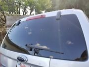 Fits 2008-2012 Escape Tribute Mariner Heated Back Tailgate Window Glass Oem