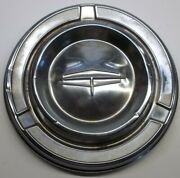 1960and039s Oldsmobile Dog Dish Hubcap 10 1/2 Inch Stainless Steel