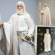 Viper Gandalf 1/6 The Lord Of The Rings The White Wizard Valar Action Figure New