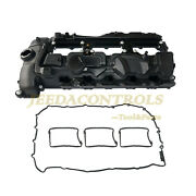 New Valve Cover Fits 2011-2014 Bmw 335i 11127570292