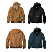 New Mens Thermal Lined Duck Active Jacket Coat Winter J131