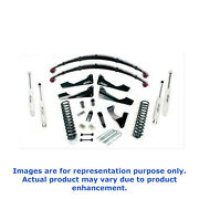 Pro Comp 8 Inch Stage I Lift Kit With Es9000 Shocks For 08-10 F-350 K4156b