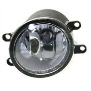 For 07-14 Camry And Hybrid Front Driving Fog Light Lamp Assembly W/bulb Left Side
