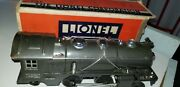 Lionel O Gauge 249e Freight Set W/ Whistle Tender From 1936 W/ Classic Cars