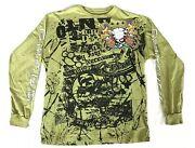Blac Label Death Before Dishonor Long Sleeve T-shirt 3xl