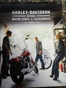 Harley Davidson 2013 Genuine Motor Parts And Accessories Catalog