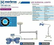Cold Light Shadowless Ot Lamp Examination And Surgical Ot Lights Operation Jd66