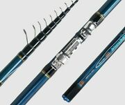 Telescopic Bolo Fishing Rod High Carbon Anti-collision Ultra Light Spinning Rods