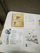 Case Utility Loader And Backhoe Parts Catalog A633 For 310 Wheel Tractor Bb6