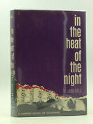 In The Heat Of The Night By John Ball - 1965 - 1st Ed In Dj - Mystery Novel